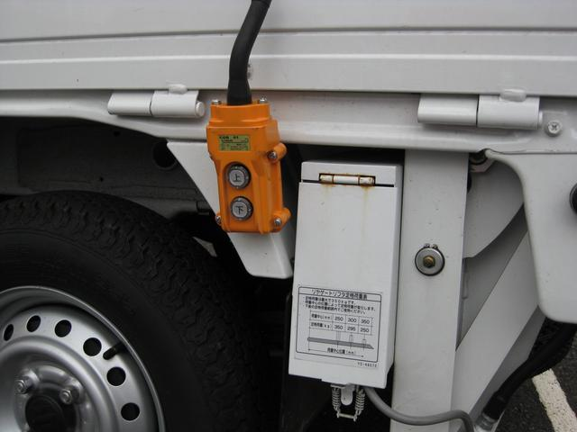 アーム式ゲートリフター エアコン パワステ 4WD 5MT(19枚目)