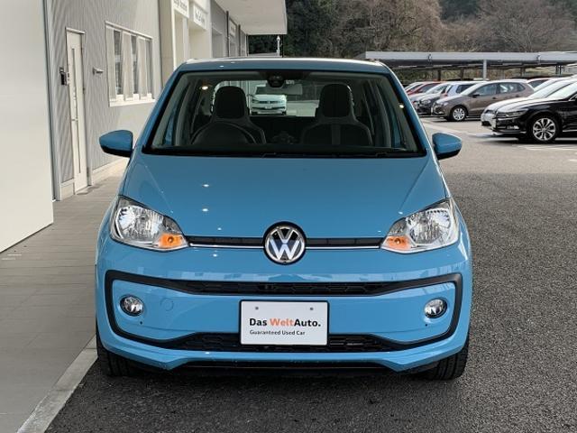 「フォルクスワーゲン」「VW アップ!」「コンパクトカー」「福岡県」の中古車2