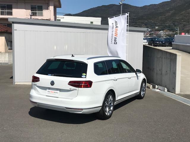 フォルクスワーゲン VW パサートヴァリアント TSI Highline
