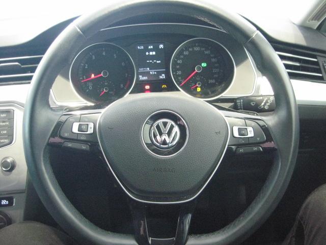 フォルクスワーゲン VW パサートヴァリアント TSI Comfortline