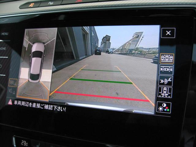 R-Line 4MOTION Advance DEMO CAR(16枚目)