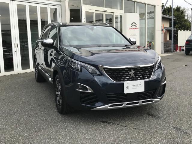 「プジョー」「5008」「SUV・クロカン」「熊本県」の中古車3