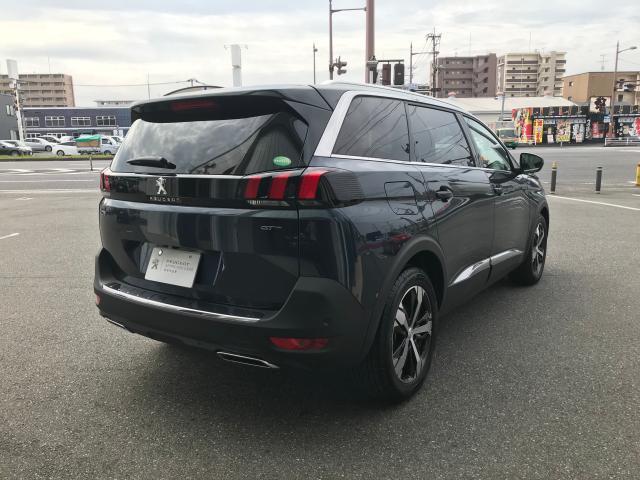 「プジョー」「5008」「SUV・クロカン」「熊本県」の中古車5