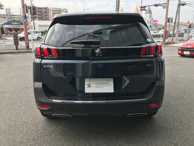 「プジョー」「5008」「SUV・クロカン」「熊本県」の中古車6