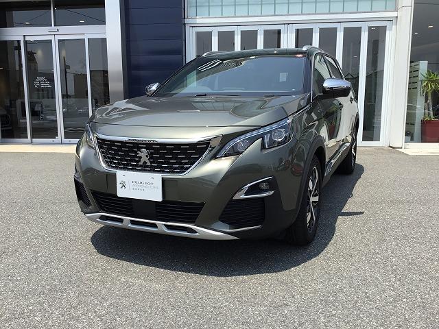 「プジョー」「プジョー 5008」「SUV・クロカン」「熊本県」の中古車2