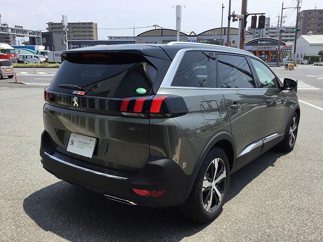 「プジョー」「プジョー 5008」「SUV・クロカン」「熊本県」の中古車6