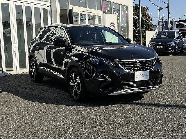 「プジョー」「プジョー 3008」「SUV・クロカン」「熊本県」の中古車3