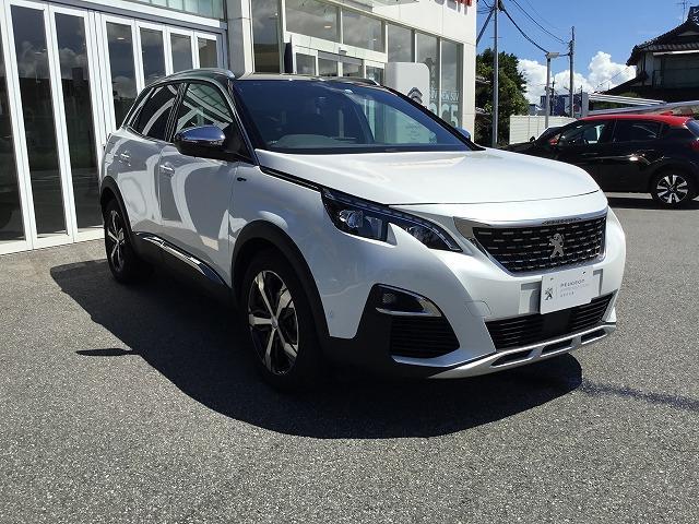 GT ブルーHDi 純正ナビ 衝突軽減装置 新車保証継承(6枚目)