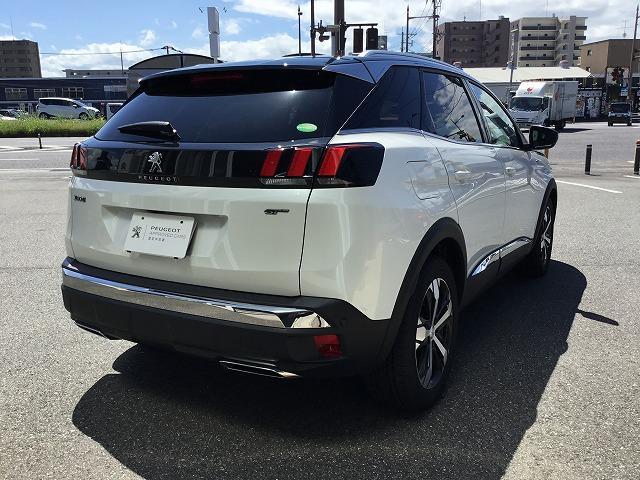 GT ブルーHDi 純正ナビ 衝突軽減装置 新車保証継承(8枚目)