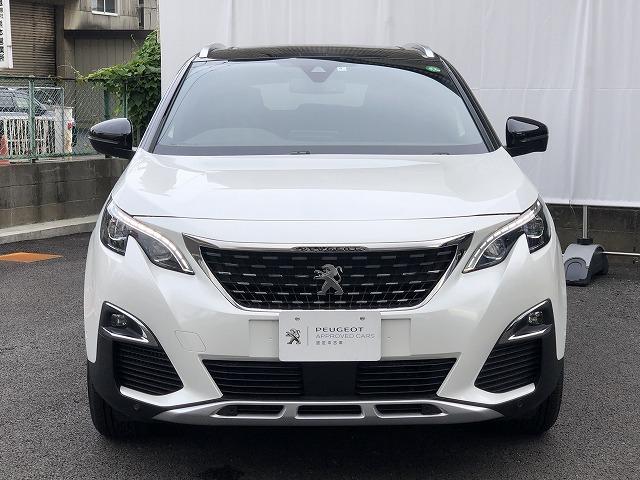 「プジョー」「3008」「SUV・クロカン」「熊本県」の中古車4