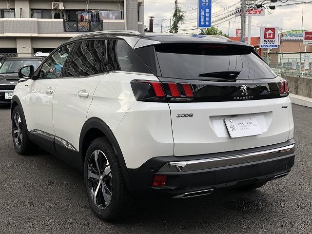 「プジョー」「3008」「SUV・クロカン」「熊本県」の中古車8