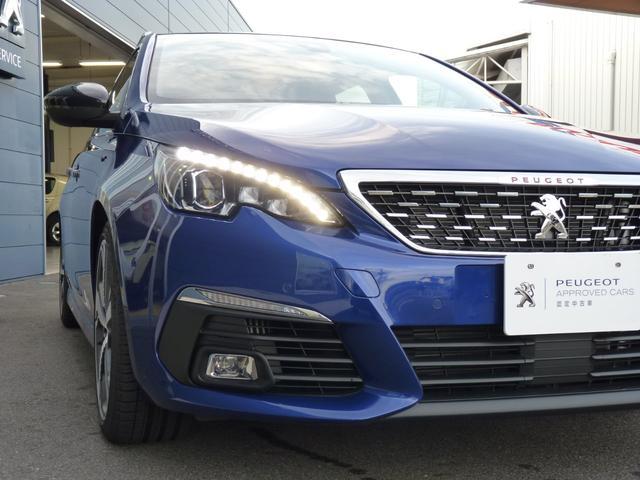 SW GT BlueHDi Pガラスルーフ 新車保証継承(2枚目)