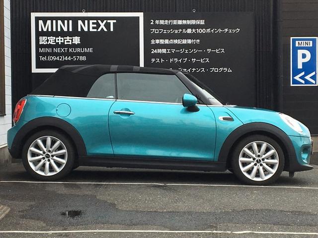 「MINI」「MINI」「オープンカー」「福岡県」の中古車7