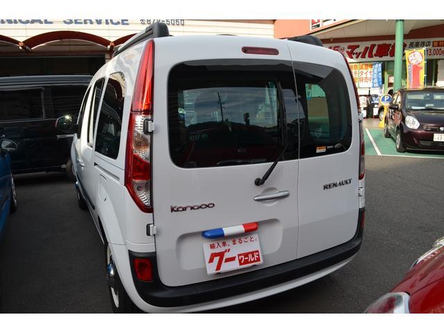 「ルノー」「カングー」「ミニバン・ワンボックス」「広島県」の中古車8