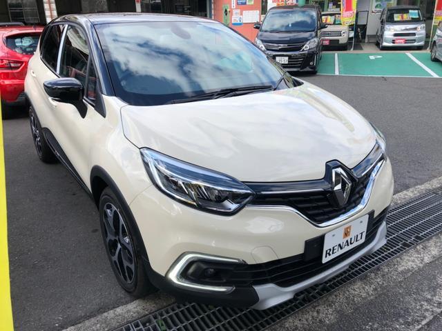 「ルノー」「キャプチャー」「SUV・クロカン」「広島県」の中古車3