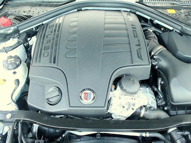 BMWアルピナ アルピナ B3 ビターボ リムジン LEDライト SR 黒革 20AW