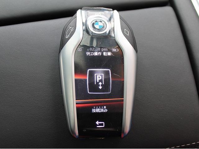 740d xDrive MスポーツレーザーライトSR黒革(13枚目)