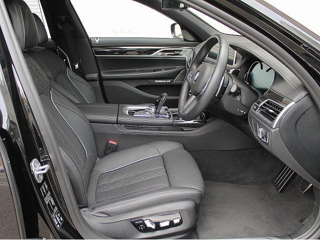 740d xDrive MスポーツレーザーライトSR黒革(16枚目)