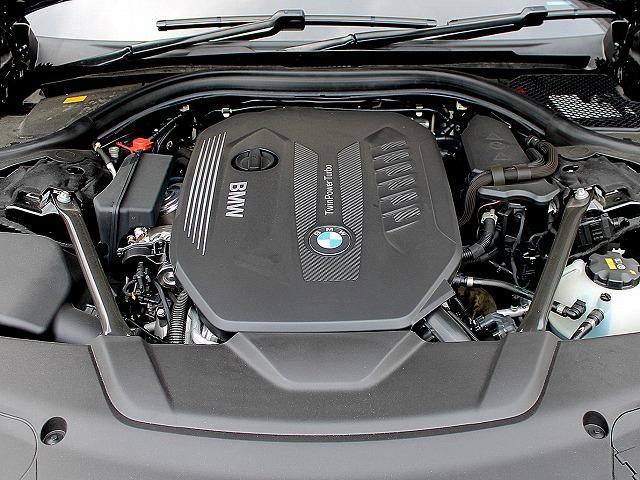 740d xDrive MスポーツレーザーライトSR黒革(19枚目)