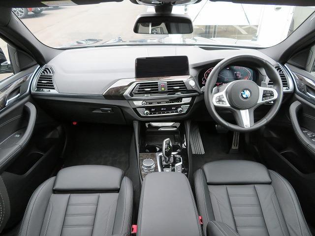 xDrive 20d Mスポーツ LEDライト 20AW パノラマサンルーフ オートトランク コンフォートアクセス 黒革  純正ナビ フルセグ アクティブクルーズコントロール ライブコックピット 認定中古車(3枚目)