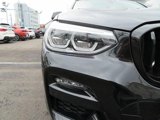 xDrive 20d Mスポーツ LEDライト 20AW パノラマサンルーフ オートトランク コンフォートアクセス 黒革  純正ナビ フルセグ アクティブクルーズコントロール ライブコックピット 認定中古車(22枚目)