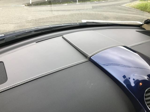 LZ幌新品ローダウン内装レザー張替シートリペアクリーニング済(13枚目)
