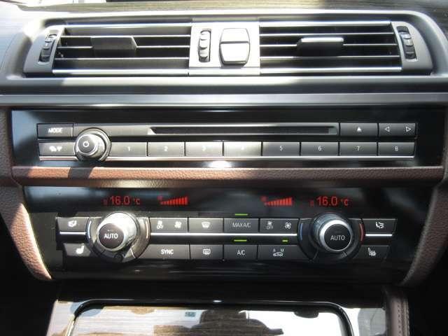 523iラグジュアリー ワンオーナー車 フルセグTV(16枚目)