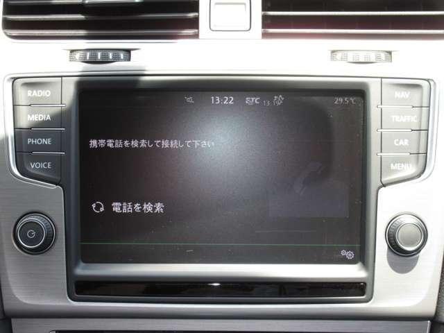 TSIコンフォートライン ワンオーナー フルセグTV(9枚目)
