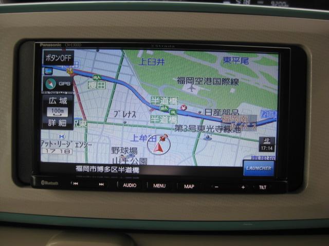 Gメイクアップ SAIII ナビ 地デジ 両側パワースライド(14枚目)