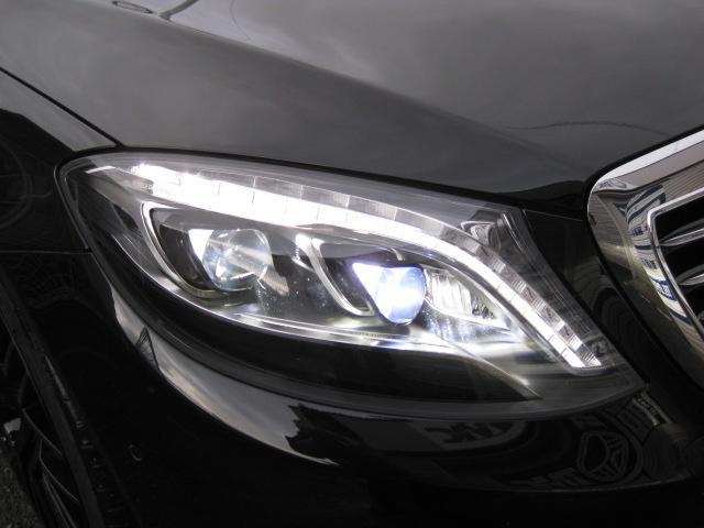 S550ロング AMGライン ナビTV 黒革 SR RSP(7枚目)