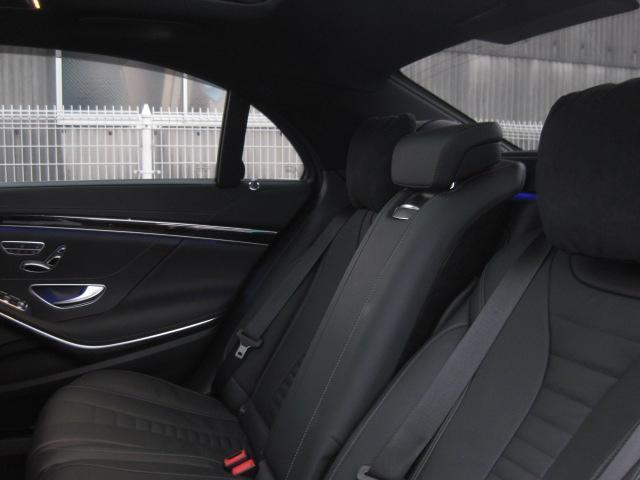 S550ロング AMGライン ナビTV 黒革 SR RSP(10枚目)
