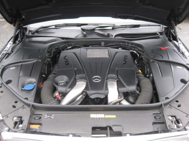 S550ロング AMGライン ナビTV 黒革 SR RSP(20枚目)