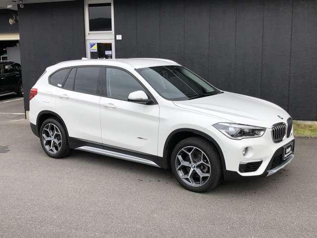 「BMW」「BMW X1」「SUV・クロカン」「長崎県」の中古車4