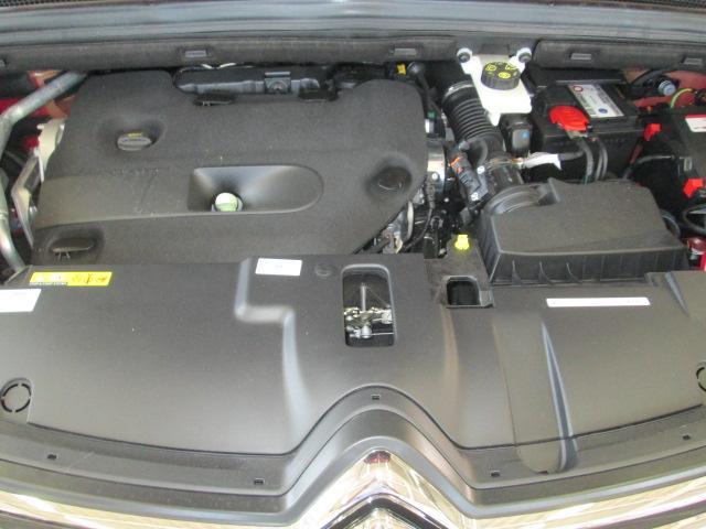 ターボ付直列4気筒ディーゼルエンジン。パワーと低燃費を両立させています。そして、シトロエン正規ディーラーとして専門的なトレーニングを積んだメカニックが整備をさせていただきます。   安心してください。