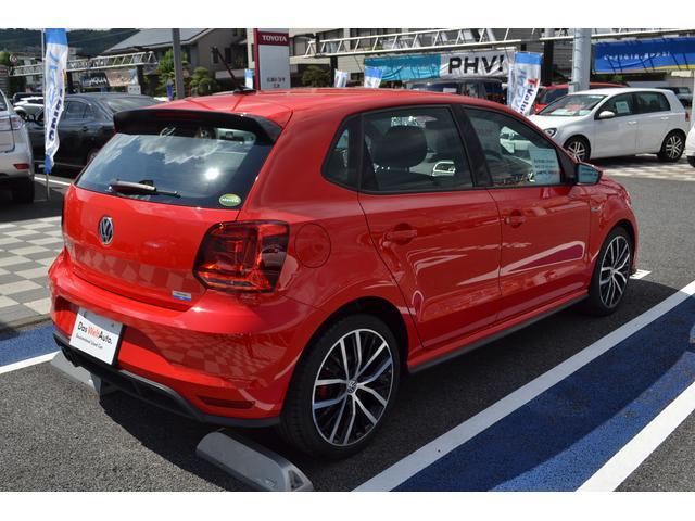 フォルクスワーゲン VW ポロGTI ベースグレード 認定中古車