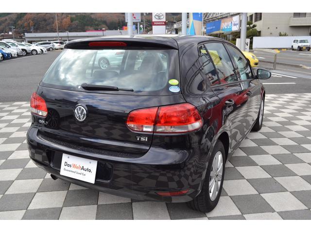フォルクスワーゲン VW ゴルフ TSIトレンドラインブルーモーションテクノロジー 認定中古車