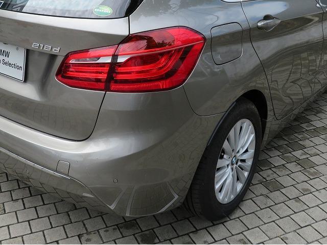 218d xDriveアクティブツアラーラグジュアリ 黒革(7枚目)