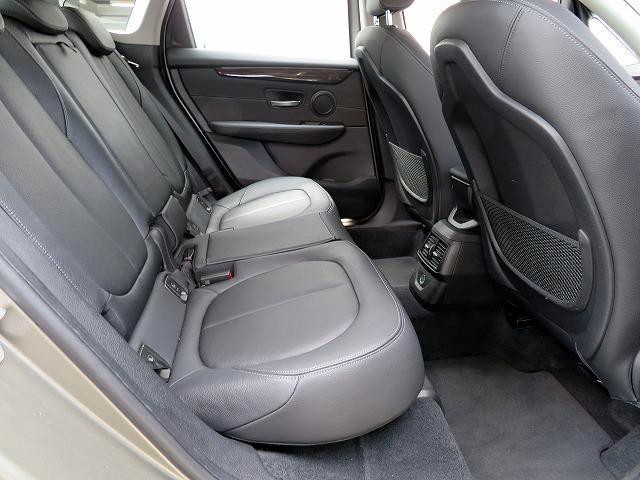 218d xDriveアクティブツアラーラグジュアリ 黒革(17枚目)