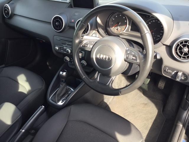 アウディ アウディ A1スポーツバック 1.4TFSI MMIナビ・キセノンPKG 認定中古車