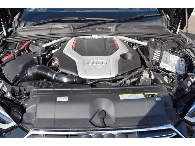 高効率で安心のTFSIエンジン