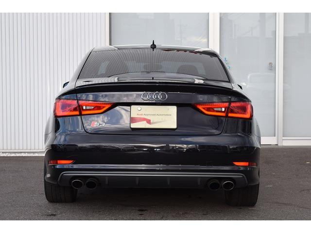 2.0T Sedan  ACC レッドキャリパー 認定中古車(3枚目)