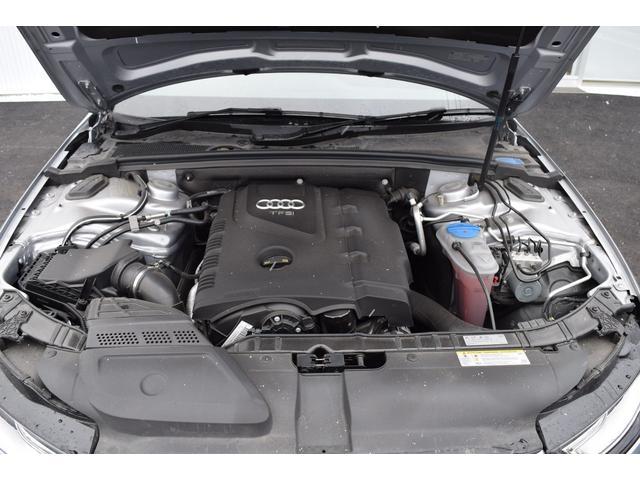 アウディ アウディ A4 2.0TFSI・パーシャルレザー・認定中古車