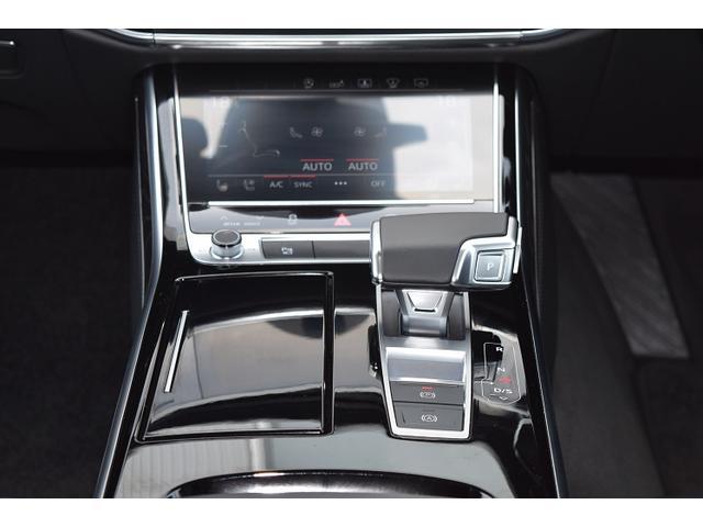 55TFSI Quattro マイルドHYB 20スポークデザインコントラストグレーパートリーポリッシュトオプションホイール HDマトリクスLEDレザーライトアウディレーザーライトPKG アシスタンスPKG コンフォートPKG 弊社デモカー(11枚目)