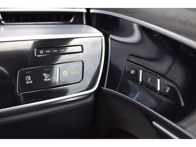 55TFSI Quattro マイルドHYB 20スポークデザインコントラストグレーパートリーポリッシュトオプションホイール HDマトリクスLEDレザーライトアウディレーザーライトPKG アシスタンスPKG コンフォートPKG 弊社デモカー(22枚目)