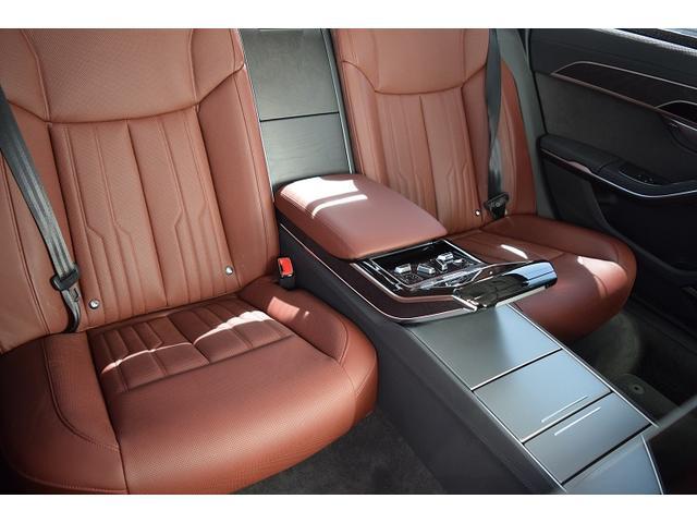 L 60TFSIクワトロ アシスタンスPKG HDマトリクスLEDヘッドライトアウディレーザーライトPKG コンフォートPKG マルチカラーアンビエントライティング 認定中古車(12枚目)