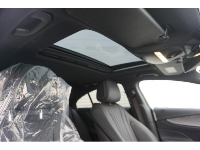 CLS220d スポーツ エクスクルーシブパッケージ 認定中古車保証2年付き 1オーナー ガラススライディングルーフ 本革シートタイヤ4本交換(13枚目)