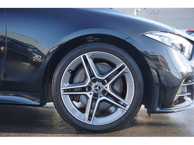 CLS220d スポーツ エクスクルーシブパッケージ 認定中古車保証2年付き 1オーナー ガラススライディングルーフ 本革シートタイヤ4本交換(29枚目)