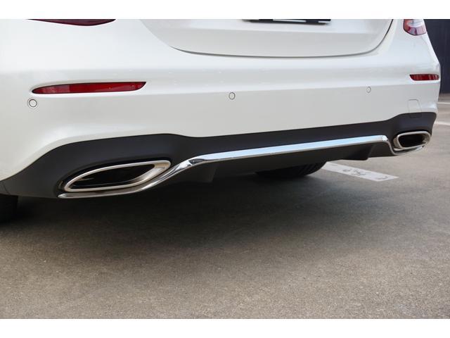 E200 アバンギャルド スポーツ 認定中古車保証1年付き Pルーフ(9枚目)