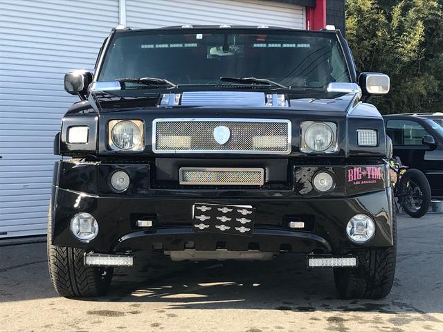 「ハマー」「ハマー H2」「SUV・クロカン」「福岡県」の中古車5