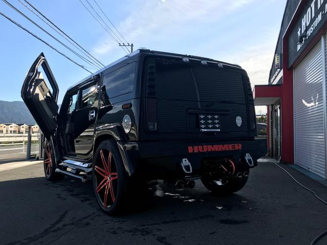 「ハマー」「ハマー H2」「SUV・クロカン」「福岡県」の中古車13